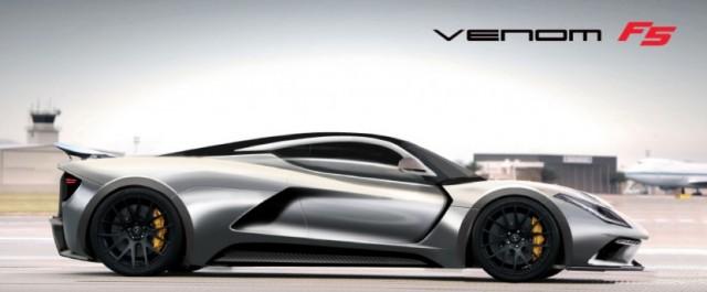 Hennessey ya trabaja en un sucesor para el Venom GT 1