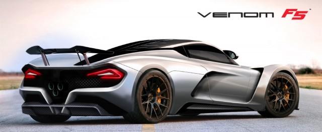 Hennessey ya trabaja en un sucesor para el Venom GT 2
