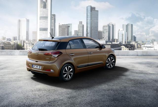Hyundai i20: Primeras imágenes oficiales antes del Salón de París 2