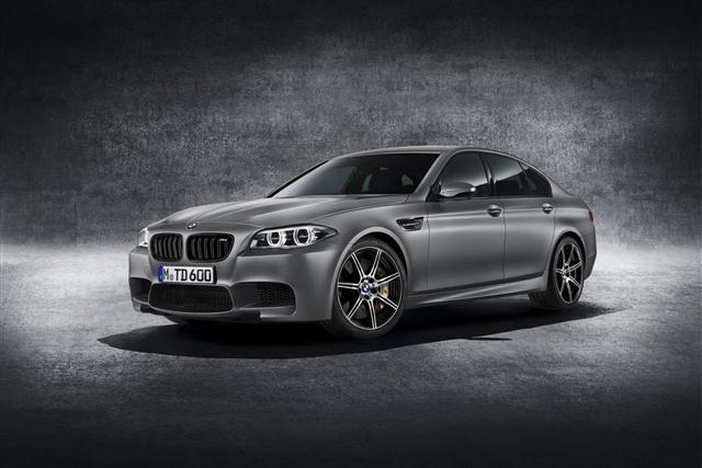Más cerca del próximo BMW M5, primera información 1