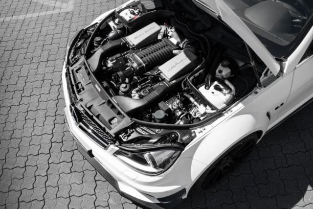 Mcchip-dkr nos muestra su Mercedes C63 AMG de 830 caballos 1