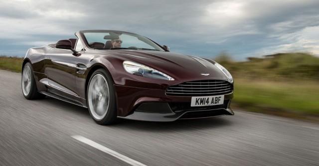 Mejoras mecánicas para el Aston Martin Vanquish 2015 1
