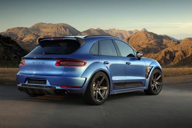 Mejoras visuales para el Porsche Macan de TopCar 2