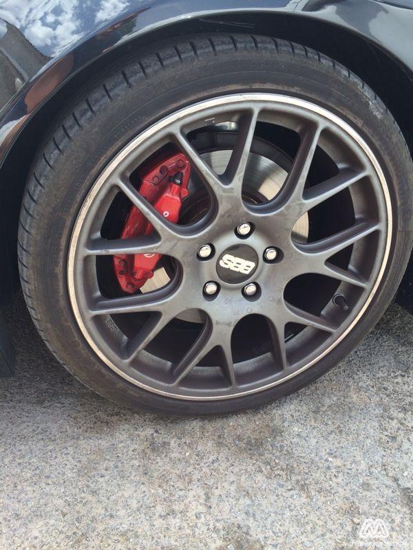 Nuevas fotos espía del Honda Civic Type R 1
