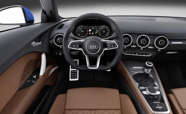 Nuevo Audi TT: Llega la tercera generación a España a partir de 40.870 euros 1