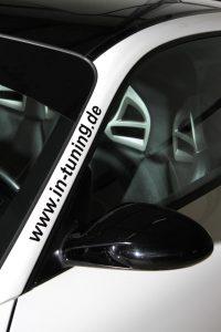 Aires deportivos para tu Porsche 997 Turbo gracias por Ingo Noak Tuning