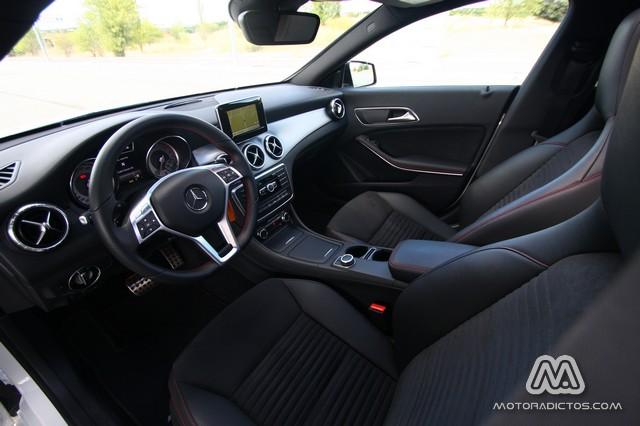 Prueba: Mercedes Benz CLA 220 CDI AMG Line (equipamiento, comportamiento, conclusión) 2