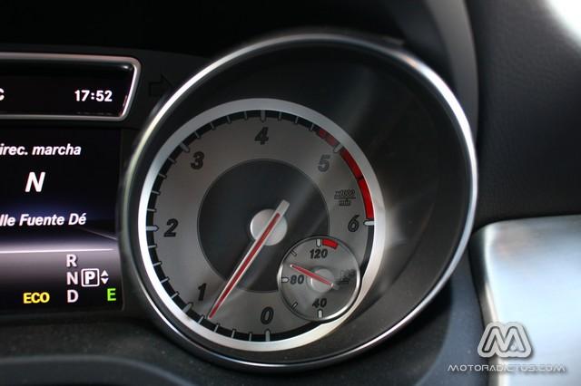 Prueba: Mercedes Benz CLA 220 CDI AMG Line (equipamiento, comportamiento, conclusión) 3
