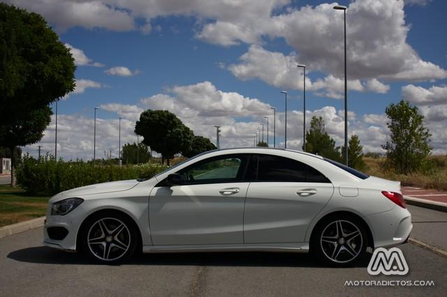 Prueba: Mercedes Benz CLA 220 CDI AMG Line (equipamiento, comportamiento, conclusión) 4