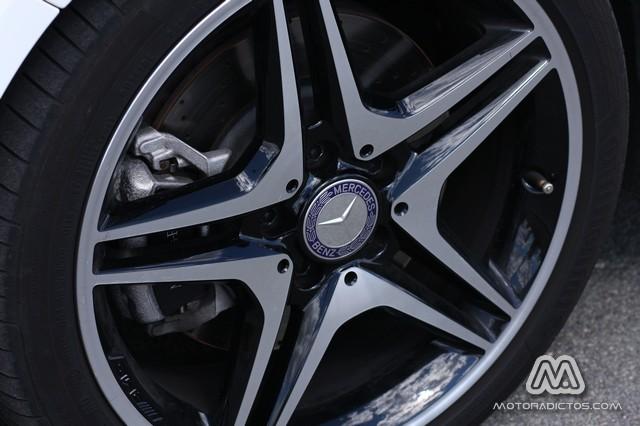 Prueba: Mercedes Benz CLA 220 CDI AMG Line (equipamiento, comportamiento, conclusión) 6