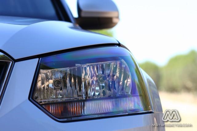 Prueba: Skoda Yeti Outdoor 2.0 TDI 110 CV (diseño, habitáculo, mecánica) 2