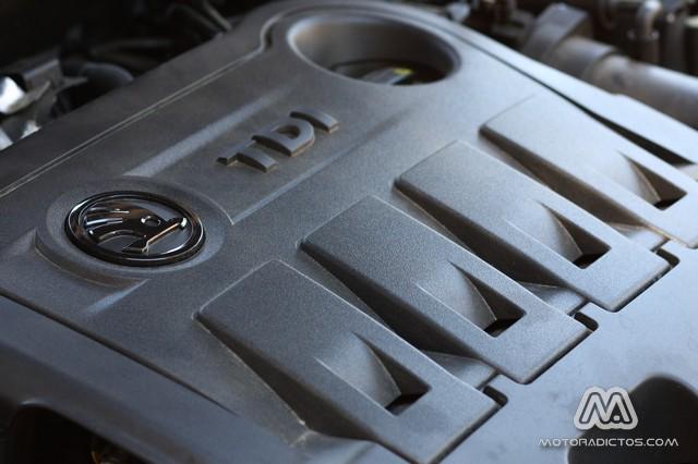 Prueba: Skoda Yeti Outdoor 2.0 TDI 110 CV (diseño, habitáculo, mecánica) 3