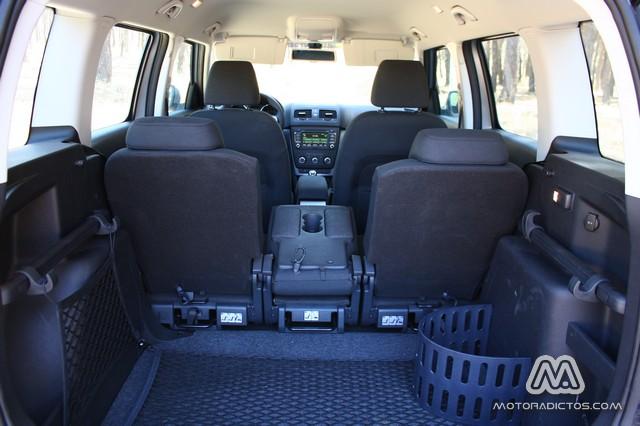 Prueba: Skoda Yeti Outdoor 2.0 TDI 110 CV (diseño, habitáculo, mecánica) 7