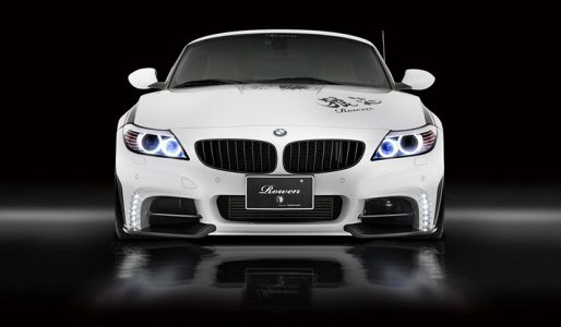 rowen-japan-bmw-z4-frontal