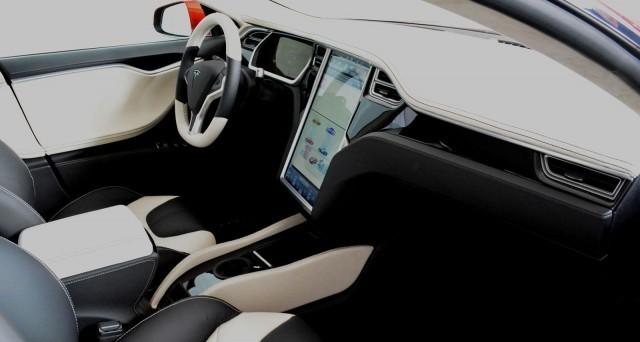 Saleen FourSixteen, notables mejoras dinámicas para el Tesla Model S 3