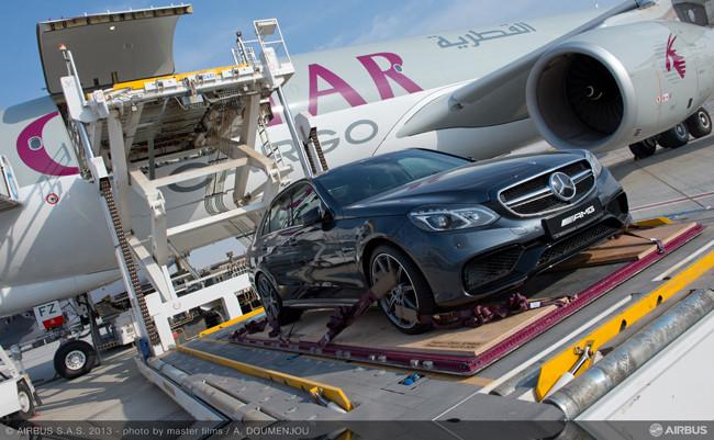 ¿Te has preguntado lo que cuesta transportar un coche en avión? Más de 24.000 euros 2