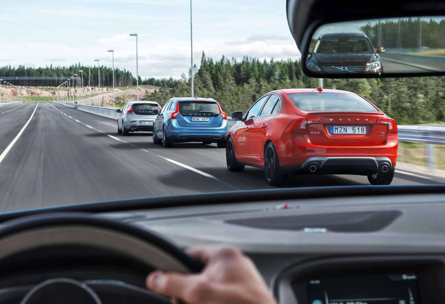 Volvo AstaZero: Un circuito para mejorar la seguridad vial con sus modelos 1