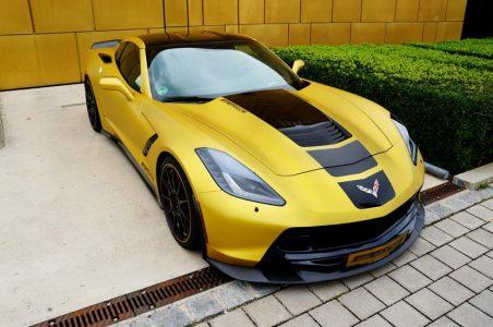 Chevrolet-Corvette-Stingray