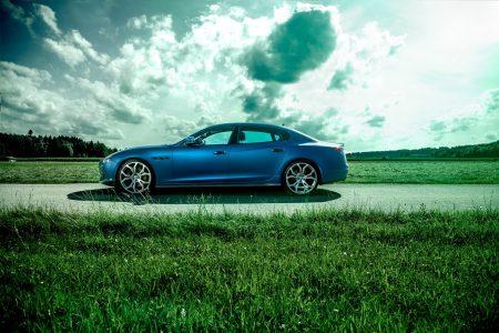 Más potencia para tu Maserati Quattroporte gracias a Novitec