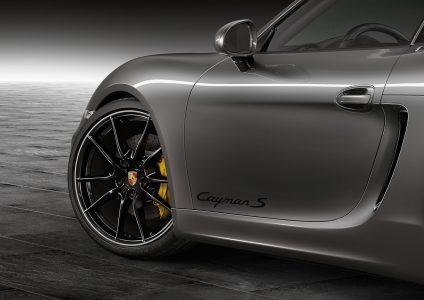 Porsche vuelve a la carga, Porsche Cayman S Exclusive