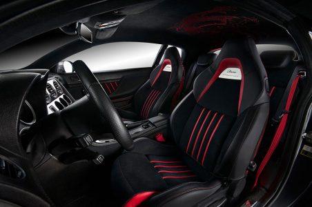 Vilner presenta sus mejoras estéticas para el Alfa Brera