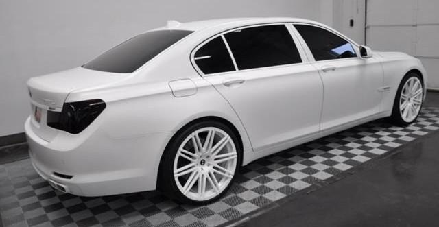 A la venta el BMW 760Li de Lebron James 2