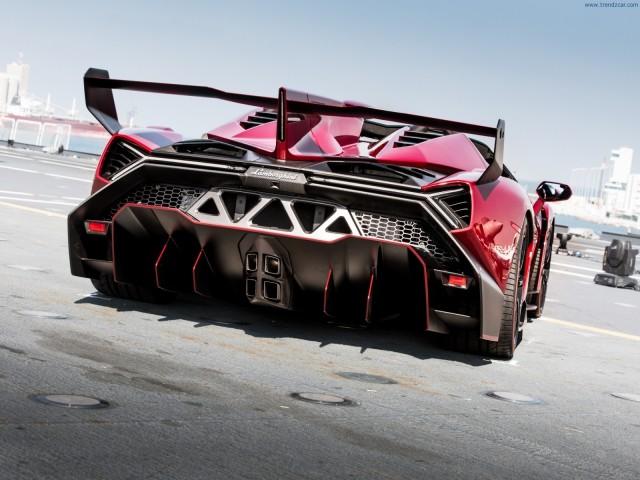 A la venta un Lamborghini Veneno Roadster por tan sólo 5,8 millones de euros 1