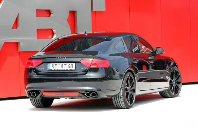 ABT AS5 Dark: Un Audi A5 Sportback muy siniestro 1