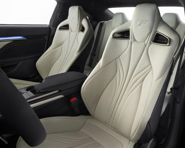 Ahora si, Lexus hace oficial el RC-F 1