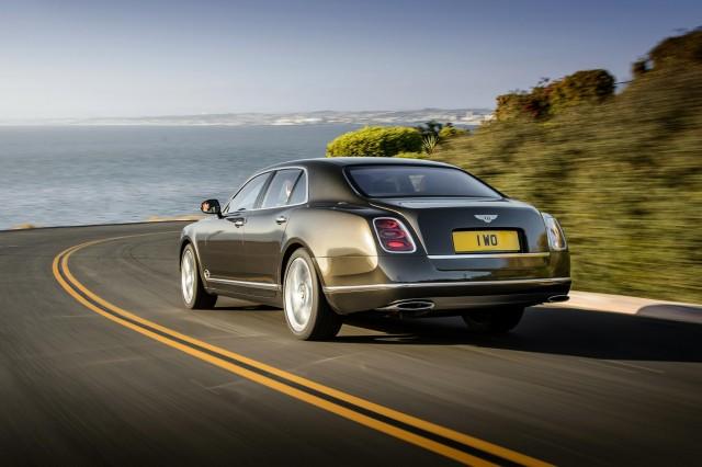 Bentley añade músculo al Mulsanne con la nueva versión Speed 2