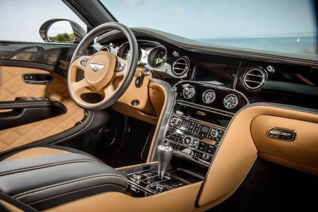 Bentley añade músculo al Mulsanne con la nueva versión Speed 3