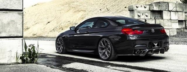BMW M6 Aero por Vorsteiner 2