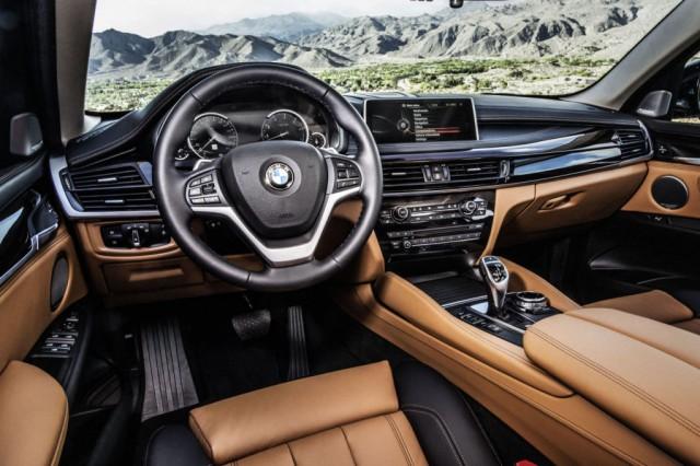 BMW X6 2015, precios oficiales 2