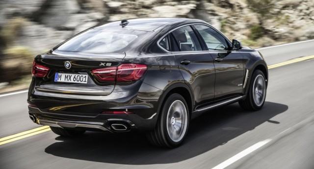 BMW X6 2015, precios oficiales 3
