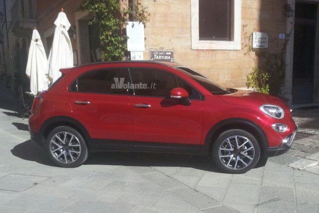 Filtradas más imagenes del Fiat 500X, el debut puede ser inminente 2