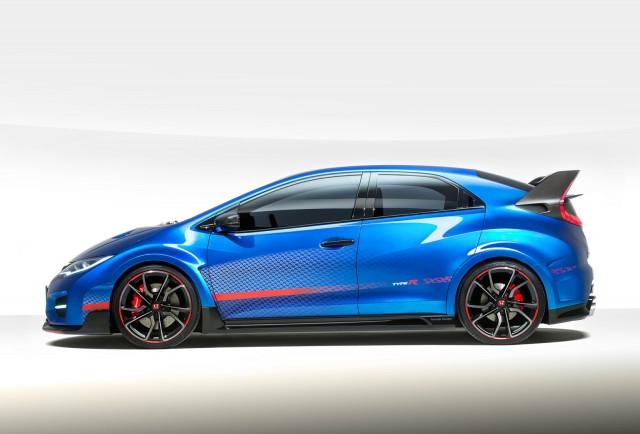Honda Civic Type R Concept: La evolución del prototipo, más cerca de su producción 1