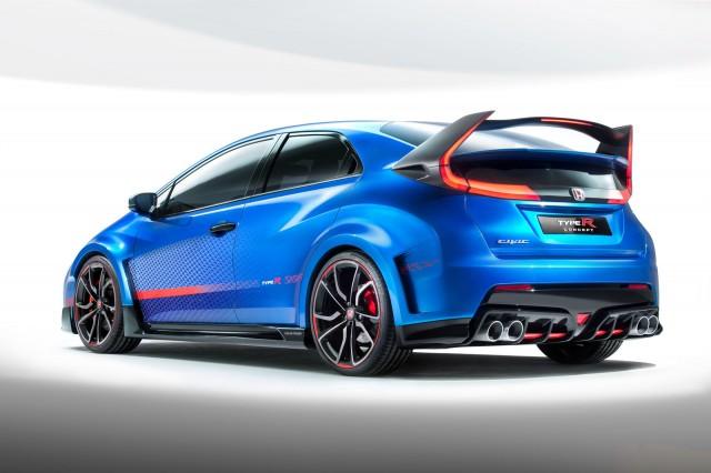 Honda Civic Type R Concept: La evolución del prototipo, más cerca de su producción 2