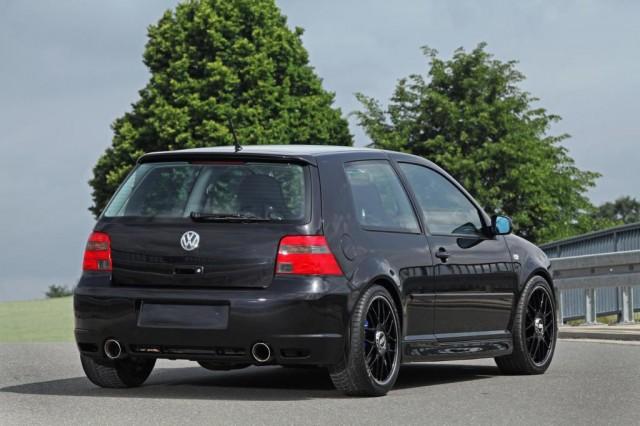 HPerformance nos sorprende con un Volkswagen Golf IV R32 de 650 caballos 1