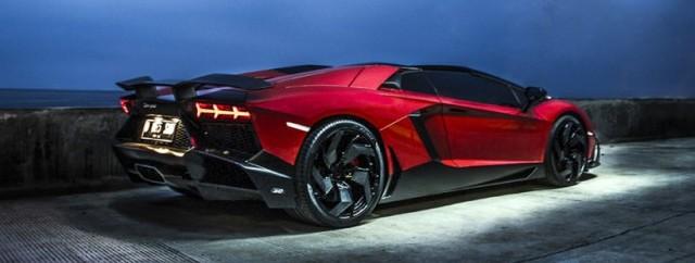 Lamborghini Aventador Rodaster con llantas PUR, porque a veces menos es más 1