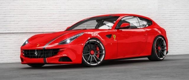 Llantas de aleación exclusivas Wheelsandmore para tu Ferrari 1