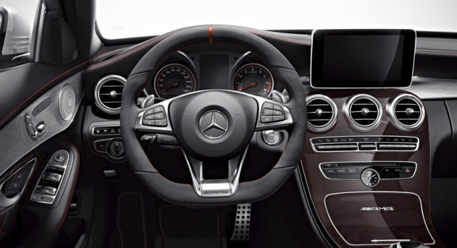 Llega el Mercedes-Benz C63s AMG Edition 1 3