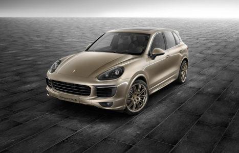 Más exclusividad para el Porsche Cayenne gracias a Porsche Exclusive