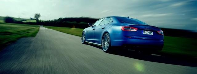 Más potencia para tu Maserati Quattroporte gracias a Novitec 1