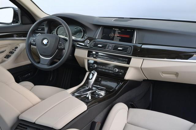 Megagalería de imágenes: Llegan los BMW 518d y 520d 1