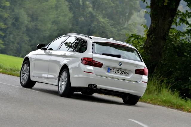 Megagalería de imágenes: Llegan los BMW 518d y 520d 3