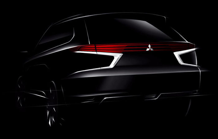 Mitsubishi Outlander PHEV Concept-S: Ampliando las posibilidades 1