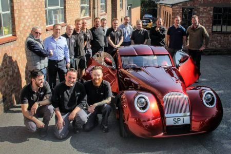 Morgan Special Project 1 ya es oficial