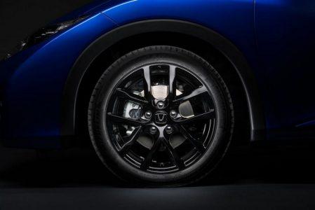 Honda Civic 2015: Restyling con destino París
