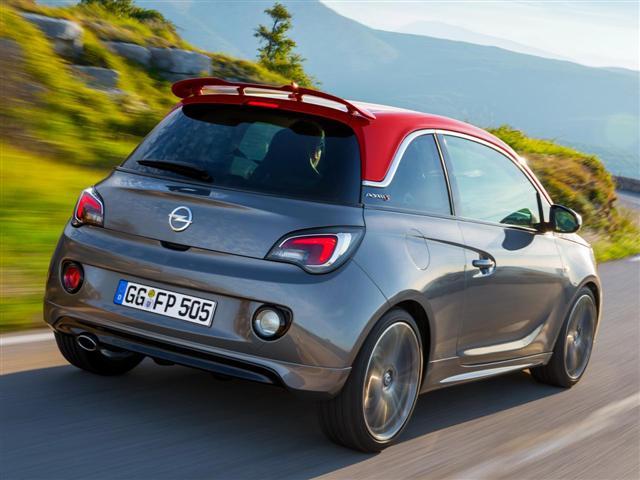 Oficial: Opel Adam S, primeras imágenes oficiales 2