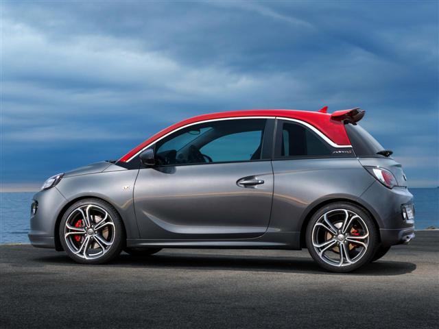 Oficial: Opel Adam S, primeras imágenes oficiales 3